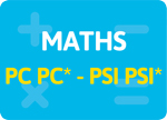 Livre de Maths PC PC* PSI PSI*